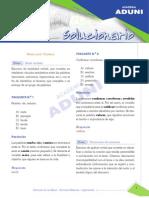 Solucionario San Marcos 2015-1 Habilidades ADE