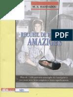 Recueil de Prenoms Amazighe m. Haddadou