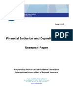 2013-06 Financial Inclusion and Deposit Insurance Publication-clean