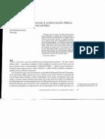 Antropólogia Social e a Educação Fisica -Jucimar Daolio