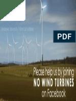 Enercon-Turbine 640 Meters Setback