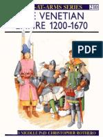 The Venetian Empire 1200-1670