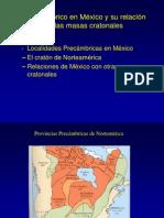 Precámbrico en México.ppt