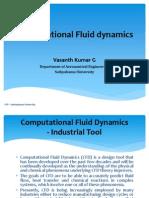 CFD Applications- FTP Sathyabama Univ