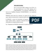 Evaluación Del Marco Institucional