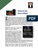 Historia Del Heavy Metal.docx