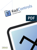 Rad Controls Ajax Course Ware | Dynamic Web Page | Active Server Pages