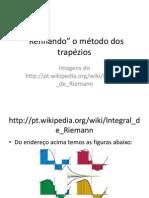Refinando- Método Dos Trapézios