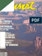 198011 Desert Magazine 1980 November