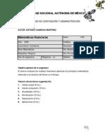 Libro de Mat Fin Universidad Nacional Autónoma de Mexico
