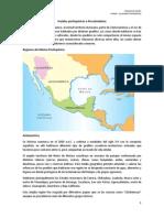 Pueblos Prehispánicos o Precolombinos