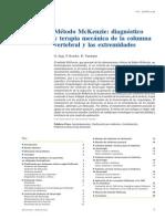 2011 Método Mckenzie Diagnóstico y Terapia Mecánica de La Columna Vertebral y Las Extremidade