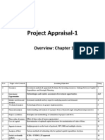 Project Appraisal 1a
