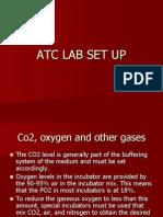 ATC Lab set up