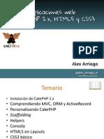 A.arriaga CakePHP2 Enli2012