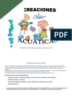 Proyecto de Act.acuaticas