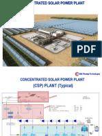 Csp Solar Power Plant