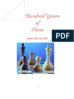 100 Years of Chess
