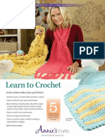 Crochet pattern for dogs