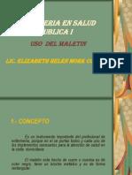 Uso Del Maletin de Sp-3