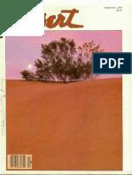 198109 Desert Magazine 1981 September