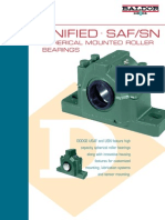 Unified SAF SN - Spherical Mounted Roller Bearings