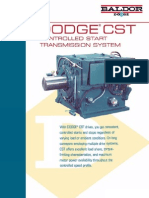 Codge CST Controled Start Transmision System