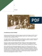 Brasileira I - Resumo - Dieta Africana