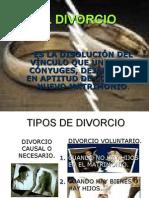DIAPOSITIVAS DIVORCIO