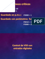 PLC con VSD
