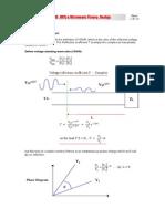 Smith Chart Fundamentals Nildram Part 1