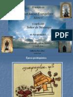 Los Templos de San Lucas Atenco y San Salvador Nextengo en Azcapotzalco