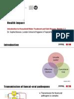 5.3 Health Impact Assessment