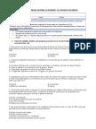 Prueba Formativa 6to Básico (Organización de La República)