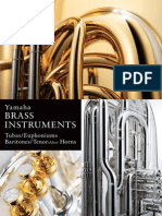 Brass Instrumets W-257