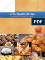 Alimentación Optima 1