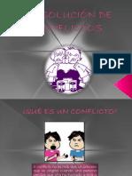Resolucin de Conflictos