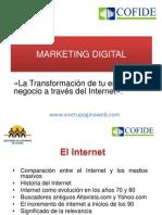 Marketing Digital - Eduardo Sandoval