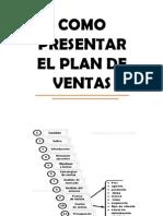 Como Presentar Plan de Ventas