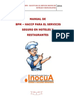 Manual Bpm Restaurantes