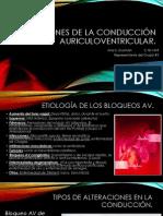 Bradiarritmias_Alteraciones de La Conducción Auriculoventricular