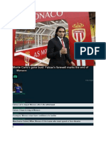Monte Carlo's Gone Bust- Falcao's Farewell Marks the End of Monaco-2014