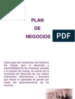 Plan de Negocios Con Vínculos