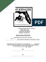 MySchnauzerBabies Miniature Schnauzers