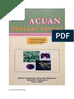 Acuan Sediaan Herbal-Volume 3 Edisi Pertama