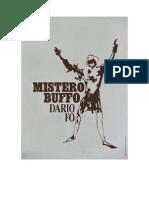 Dario Fo - Misterio Bufo - Monologos_T