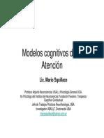 Lic. Mario Squillace - Modelos cognitivos de la Atención