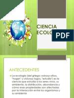 CIENCIA ECOLOGICA