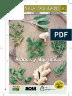 01-Hierbas Aromáticas en La Huerta