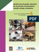 Manual operativo Veterinario  para envenenamientos